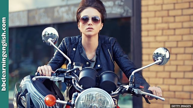 BBC Learning English - 6 Minute English / Women and motorbikes