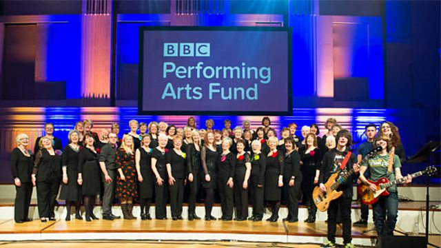 Bbc Arts Logo Bbc Performing Arts Fund