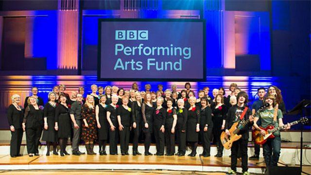 Bbc Performing Arts Fund Logo Bbc Performing Arts Fund