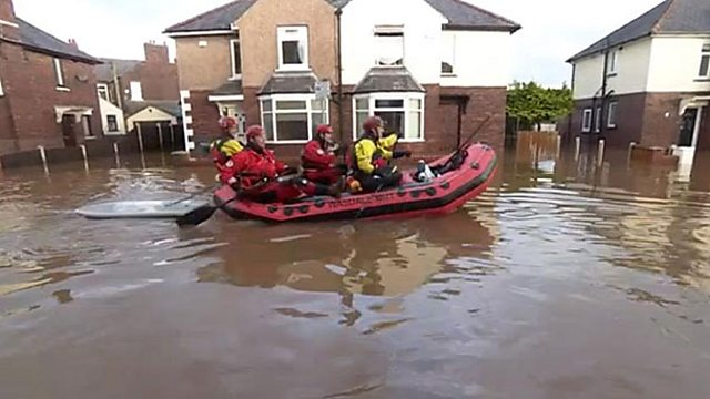 BBC Blogs - College of Journalism - When the floods hit, a trusted voice was as vital as an update on Twitter