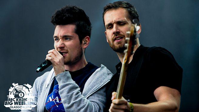 Bastille at Radio 1's Big Weekend 2014