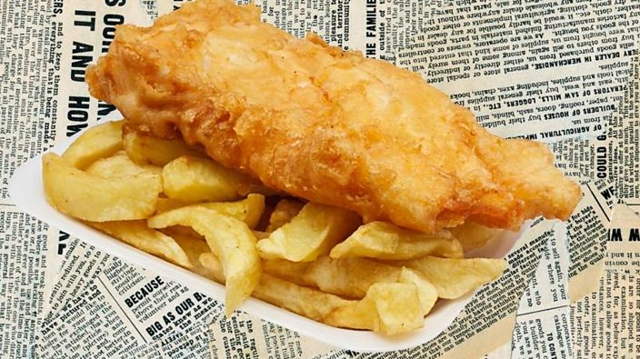 Some of the amazing things you can get in chip shops for Wave fish and chips