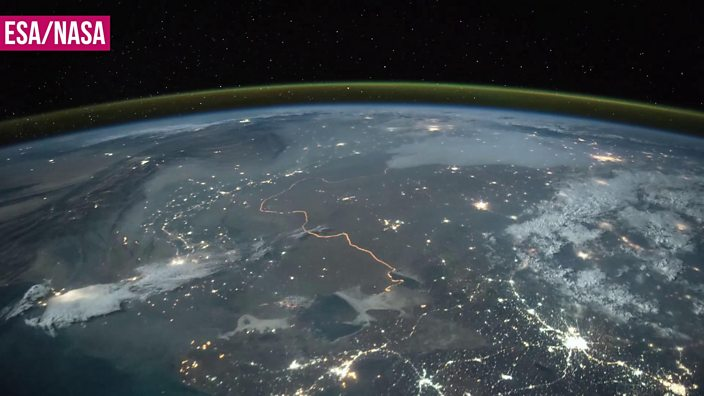 Here's the view from the International Space Station - BBC ...