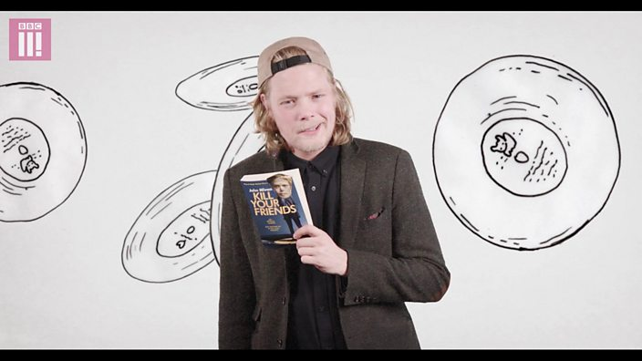 Thomas Grey explains the reasons behind his favourite book for #LovetoRead thumbnail