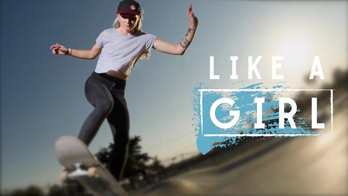 Stefani Nurding - Skateboarding Like a Girl thumbnail