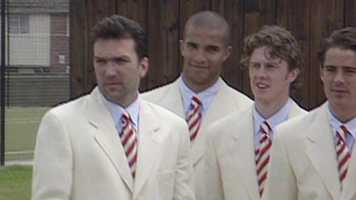 Liverpool's white FA Cup final suits thumbnail