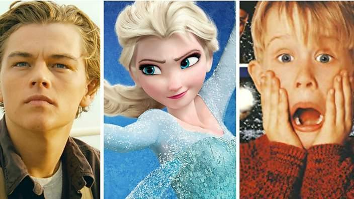 Titanic Frozen Home Alone movie fan theories