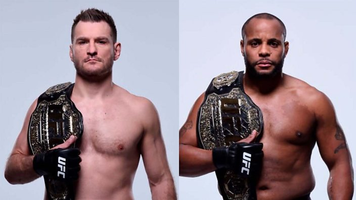 Another Champ Champ? Cormier vs. Miocic is Official
