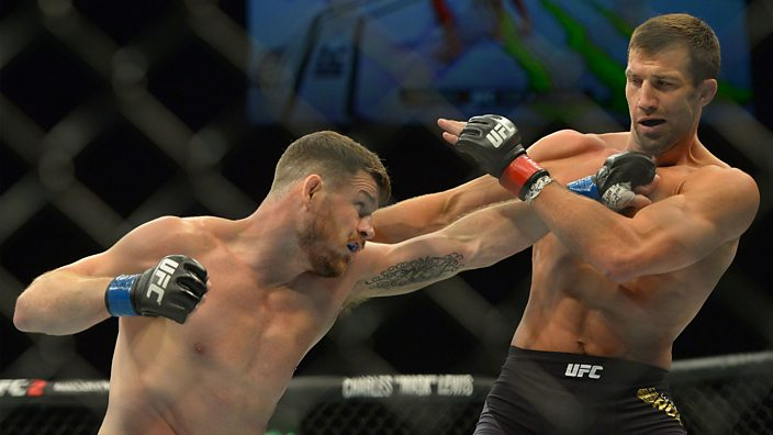 Michael Bisping talks retirement at UFC Liverpool