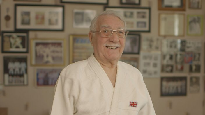 The judo teacher with 67 years under his belt