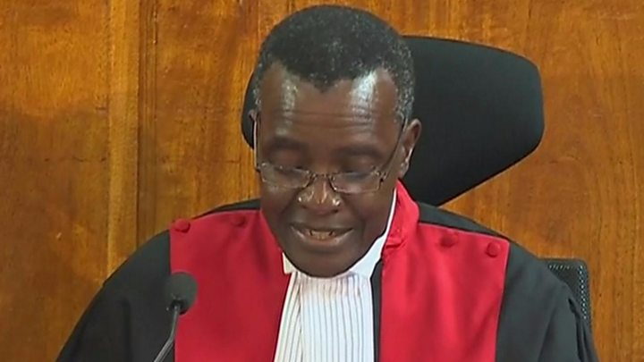 LIVE: Full Supreme Court judgement of the annulled 2017 Presidential election