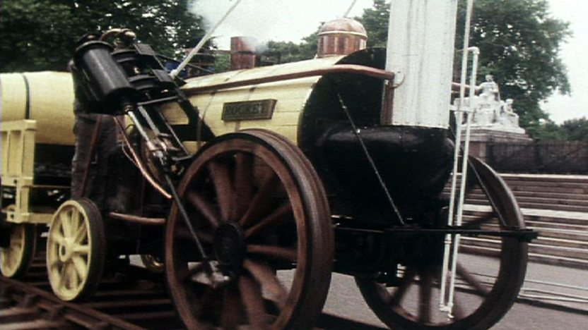 The Rainhill Story: Stephenson's Rocket