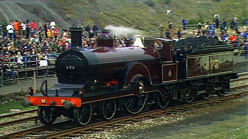 The Great Railway Cavalcade: Rocket 150 at Rainhill