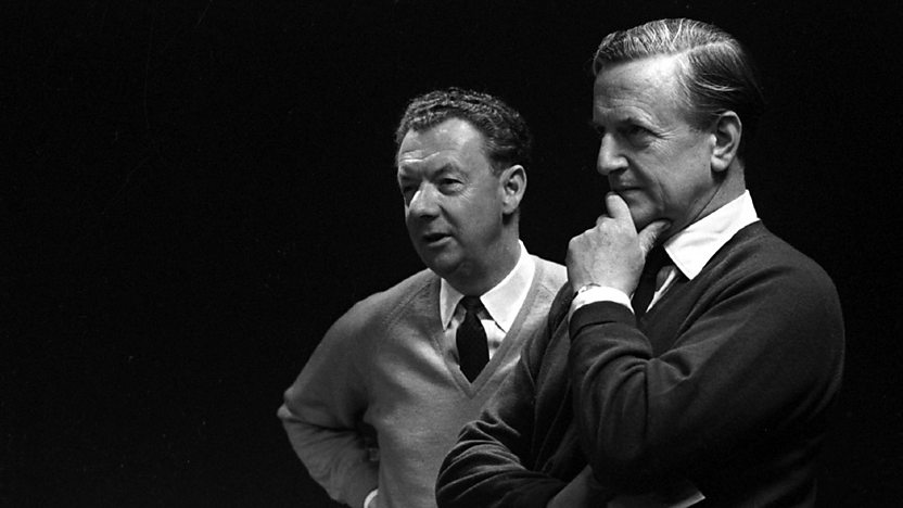 Celebrity Recital: Benjamin Britten and Peter Pears on BBC iPlayer
