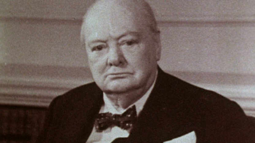 Sir Mortimer and Magnus: 1. Churchill and the First Englishman on BBC iPlayer