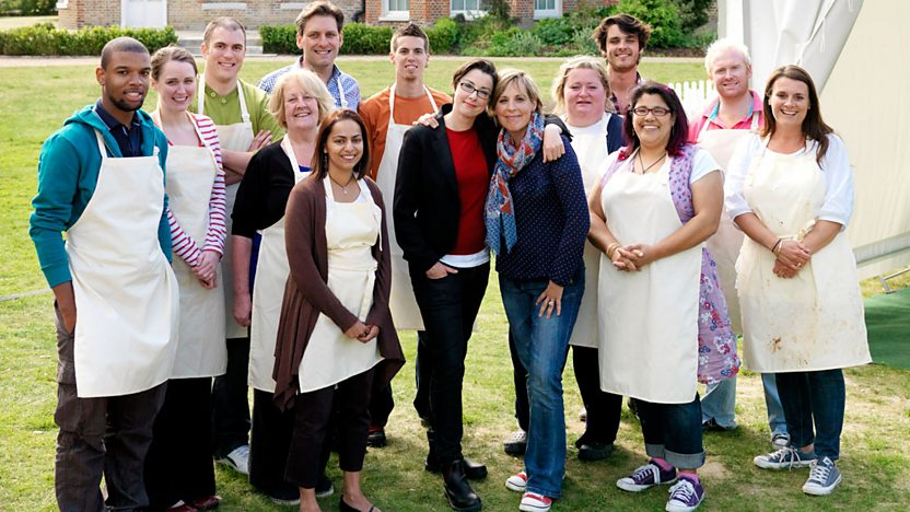 how many series of great british bake off