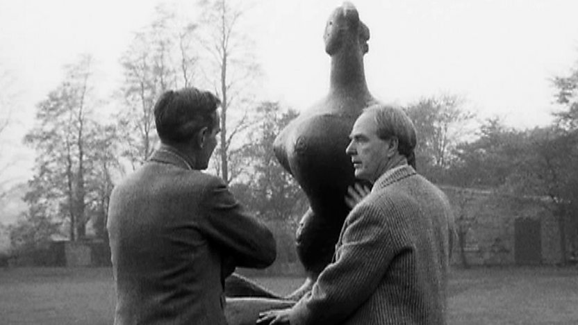 Monitor: Henry Moore on BBC iPlayer
