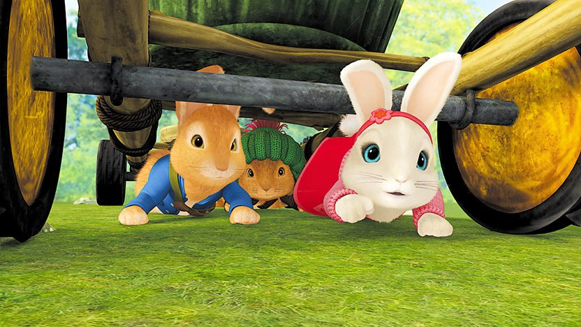 Peter Rabbit: Series 1: 20. The Tale of the Downhill Escape on BBC iPlayer