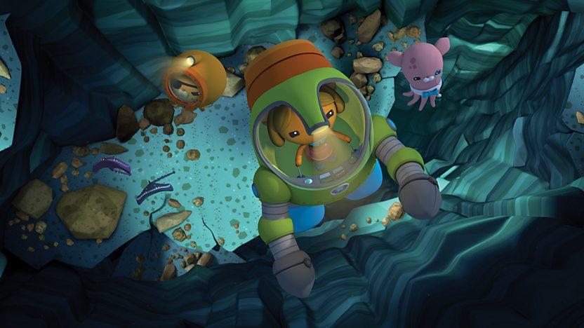 Octonauts: Series 2: 22. Gulper Eels on BBC iPlayer