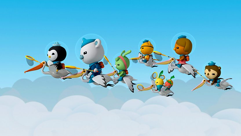 Octonauts: Series 3: 6. Pelicans on BBC iPlayer