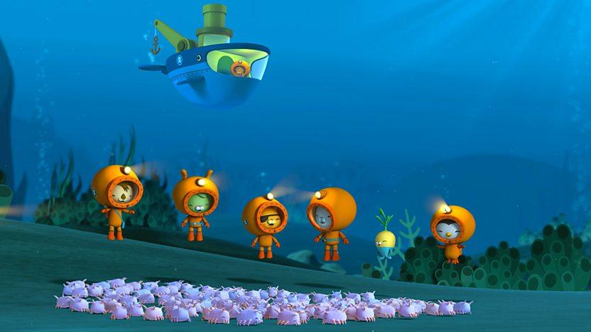 Octonauts: Series 3: 7. Sea Pigs on BBC iPlayer