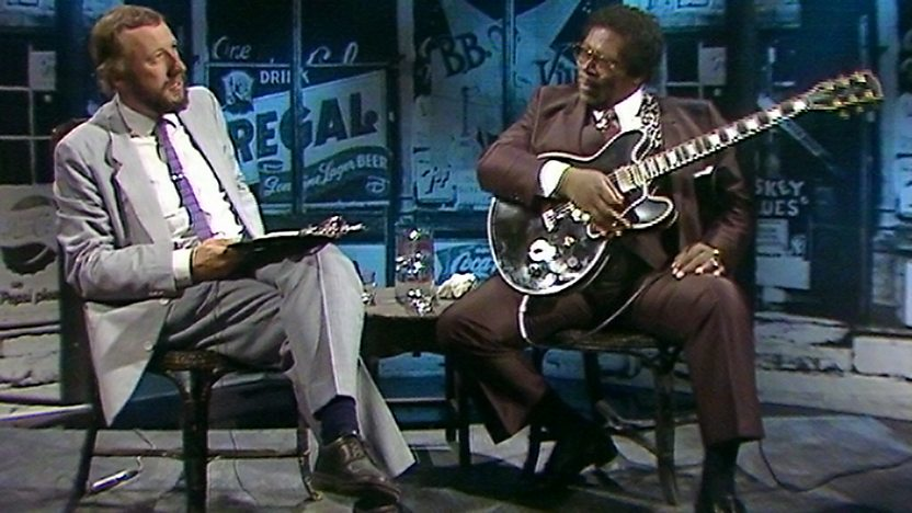 Arena: Blues Night: 2. B.B. King Speaks on BBC iPlayer