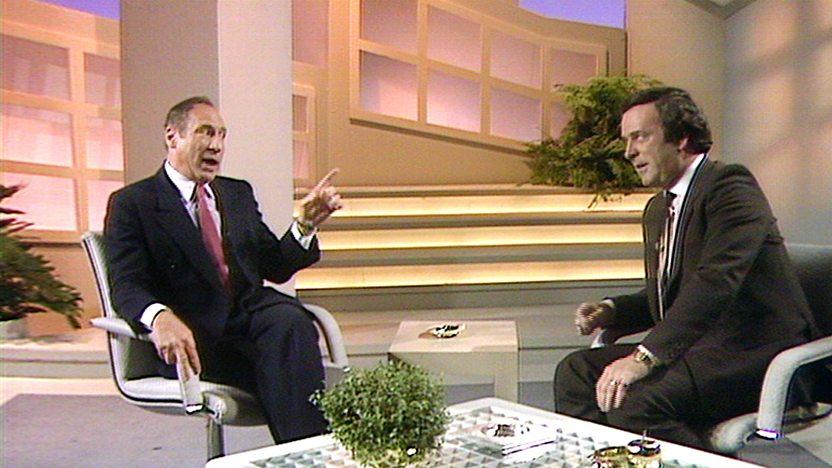 Wogan: 18/02/1984 on BBC iPlayer