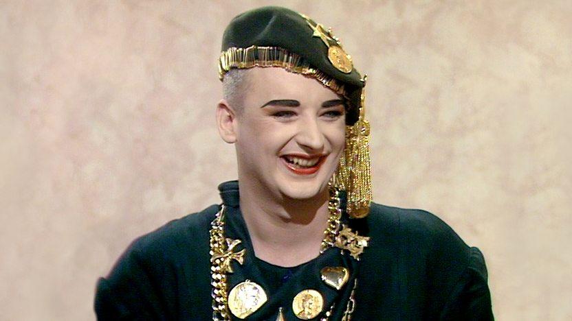 Wogan: 09/11/1987 on BBC iPlayer