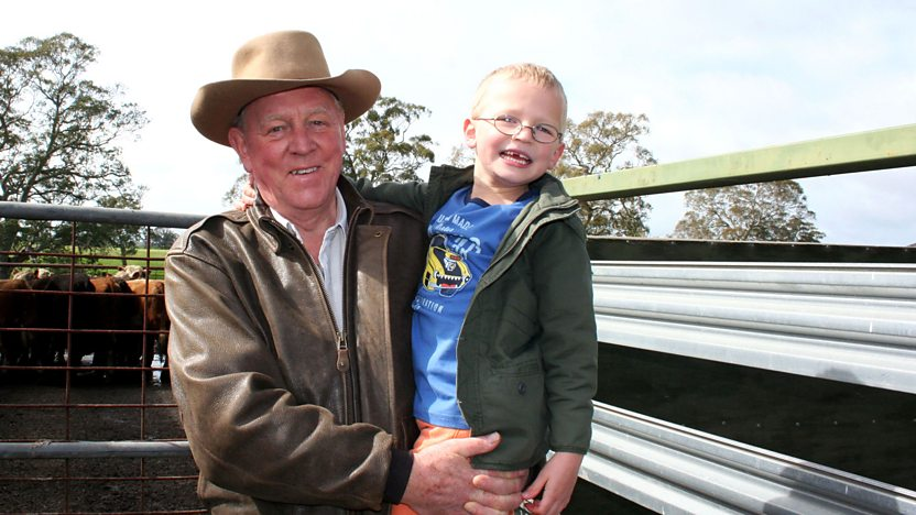 My Story: Series 2: 11. Australian Farmer on BBC iPlayer