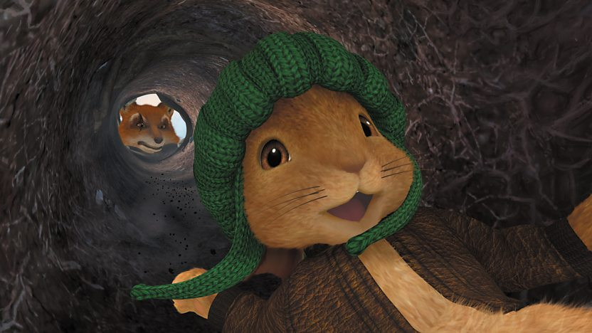 Peter Rabbit: Series 1: 27. The Tale of the Hero Rabbit on BBC iPlayer