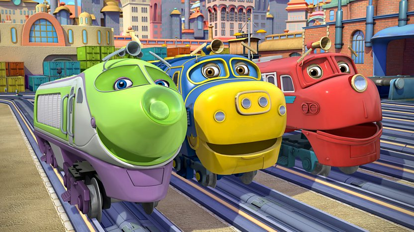 Chuggington: Series 3: 6. Magnetic Wilson on BBC iPlayer
