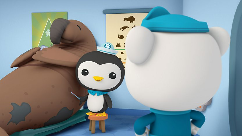 Octonauts: Series 1: 39. The Enormous Elephant Seal on BBC iPlayer