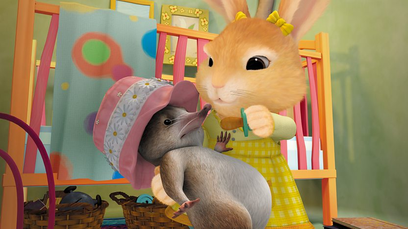 Peter Rabbit: Series 1: 30. The Tale of Cotton-tail's New Friend on BBC iPlayer