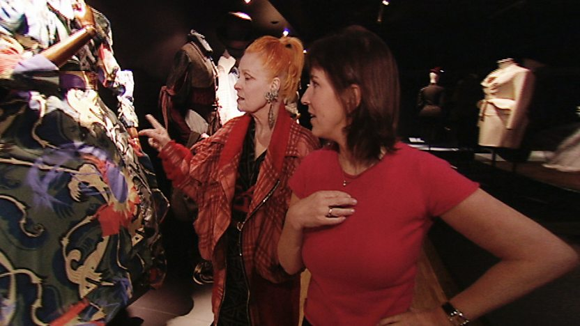 Vivienne Westwood Talks To Kirsty Wark on BBC iPlayer