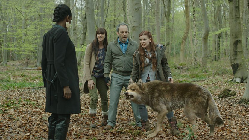Wolfblood - The Suspicions of Mr Jeffries