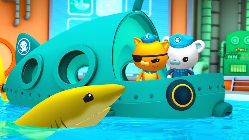 Octonauts: Series 1: 48. The Lost Lemon Shark on BBC iPlayer