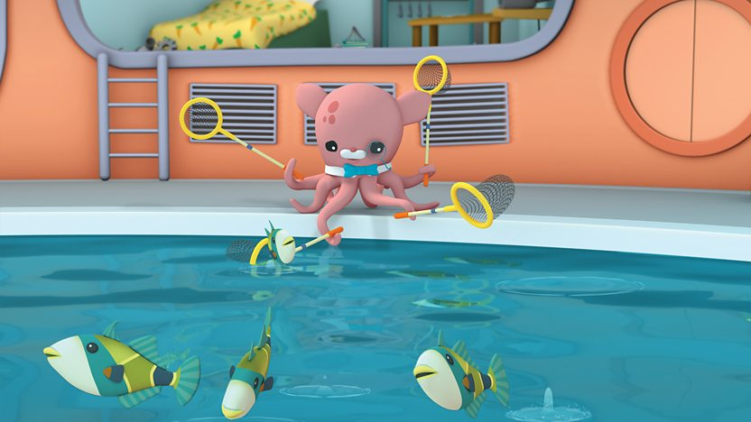 Octonauts: Series 1: 49. The Humuhumunukunukuapua'a on BBC iPlayer