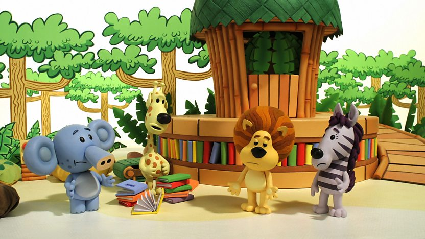 Raa Raa the Noisy Lion: Series 2: 6. Raa Raa's Whistle Worries on BBC iPlayer