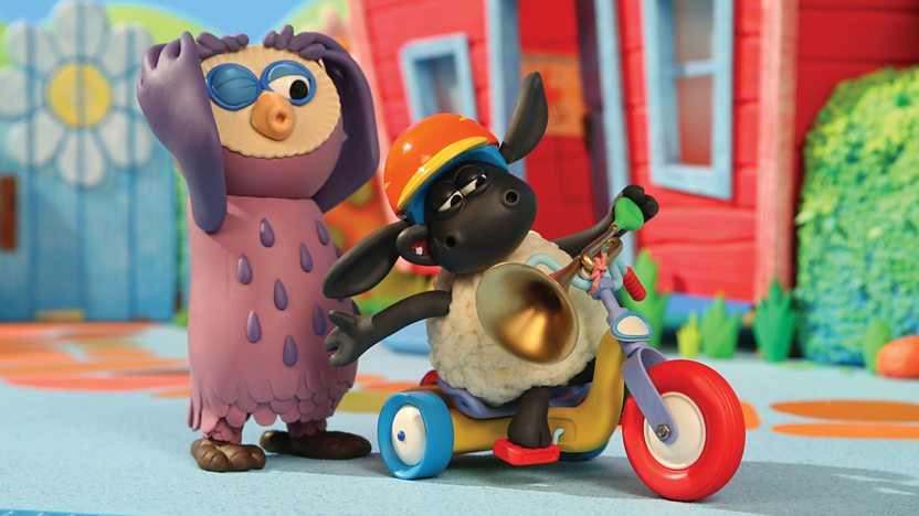 Timmy Time: Series 3: 2. Beep Beep Timmy on BBC iPlayer