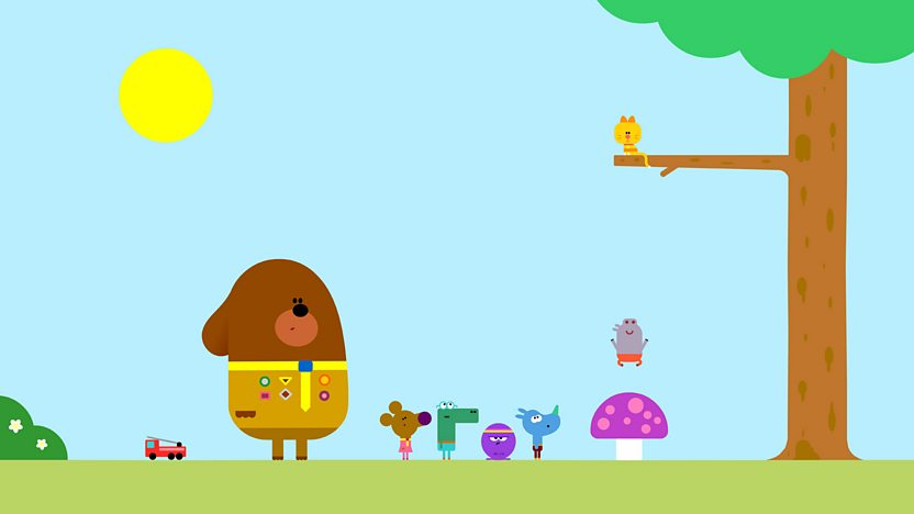 Hey Duggee: 5. The Rescue Badge on BBC iPlayer