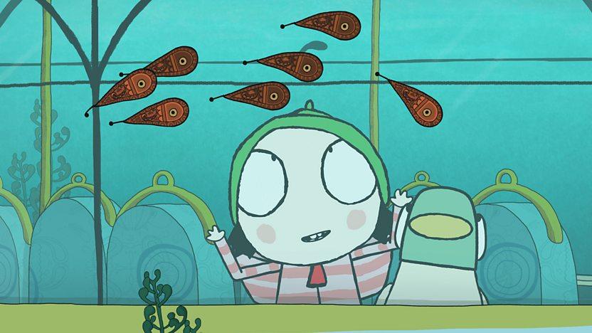 Sarah & Duck: Series 2: 17. Paisley Sea on BBC iPlayer