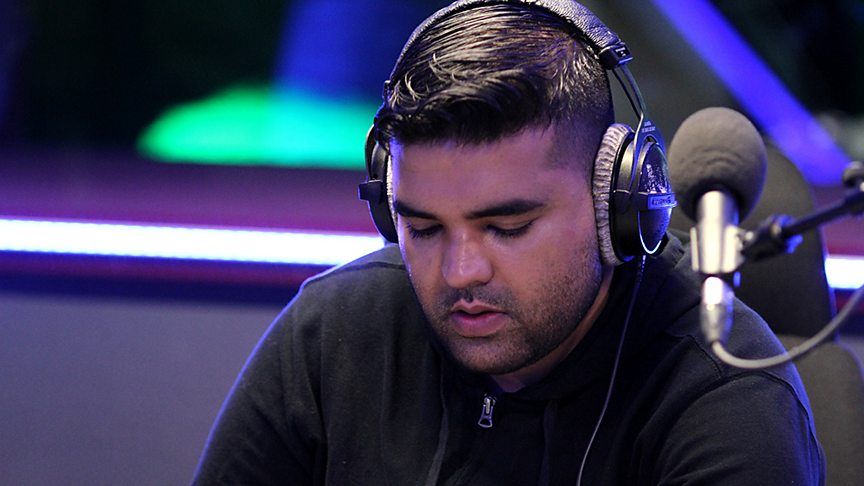 BBC - Live Lounge Naughty Boy & Sam Smith