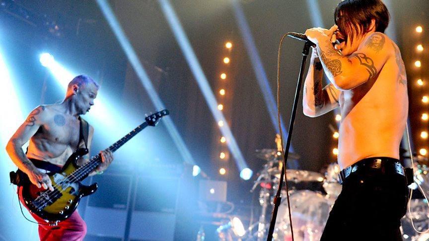 T in the Park: Red Hot Chili Peppers, Calvin Harris and much more