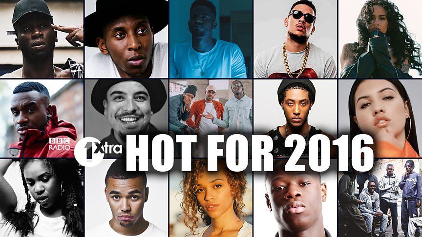 10 jaw-dropping live performances from 1Xtra's Hot For 2016