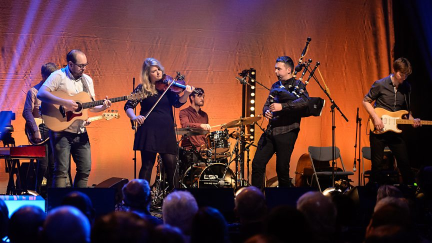 Watch highlights from the 2016 Celtic Connections festival