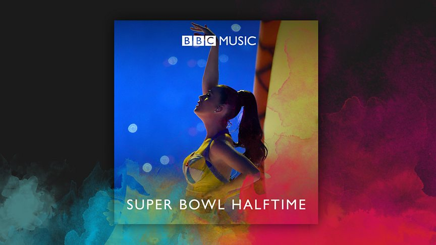Listen to stand-out tracks from classic Super Bowl Halftime shows
