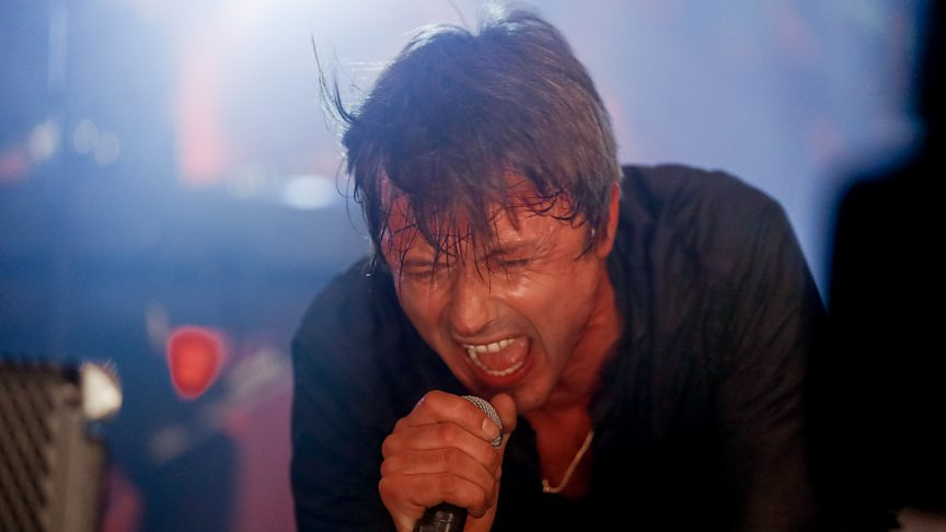 Suede's super show at the 6 Music Festival