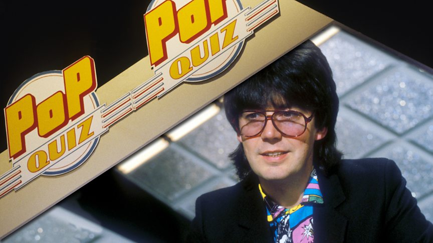 The ultimate BBC Pop Quiz pop quiz