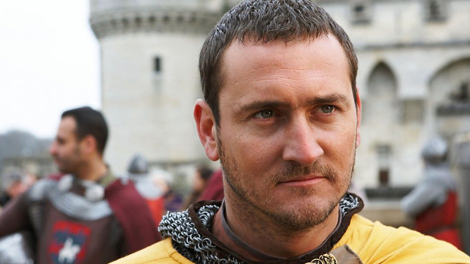 knight valiant merlin actor