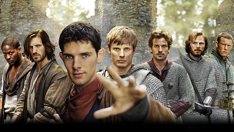 Bbc one merlin series 3 the coming of arthur part 2 for 13 knights of the round table